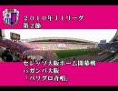 セレッソ大阪2010年J1第2節大阪ダービー「選手紹介へのブ...