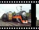 アメリカの蒸気機関車