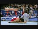世界体操2007 男子団体 床 (1種目目)