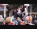 【ニコニコ動画】2010/3/14 ほだれ祭り おみこしを解析してみた