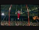 世界体操2007 男子団体 吊り輪 (3種目目)