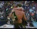 【WWE】 HHH VS クリス・ベノワ VS HBK 世界王座戦part2 レッスルマニア20