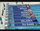 【背泳ぎ】北京オリンピック【200M】