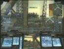 鉄騎大戦リプレイ 未来の海市島(コクピット視点)