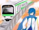 KAITOが電車の歌を覚えたようです【+おしゃべり】