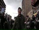(4/6)朝鮮総連と癒着して市民デモを危険に晒す京都府警