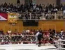 日本バンタム級タイトルマッチ西岡vs仲里(2/2)