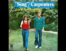 初音ミクが、カーペンターズ「Sing」をsin