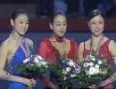 【表彰式】世界フィギュア選手権2010【女