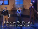 Where In The World Is Carmen Sandiego? - Rockapella