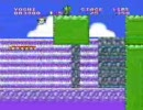 自作改造マリオ「SuperMario:Evolution2」プレー動画