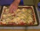 ピザを作ります。