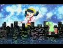 【手書き】ポケスペでデ.ジ.モ.ンED1 thumbnail