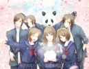 【GLITTER BOX】 桜ノ雨 【歌ってみた】