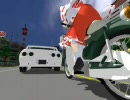【MikuMikuDance】ドライブスルーを全力でスルーさせない(略)【博麗 霊夢】