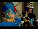 ロックマンXコマンドミッション 第3話 「偽りの英雄」 前半