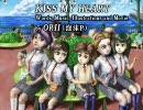 【ニコニコ動画】【miki・ルカオリジナル】KISS MY HEART【自作PV付き】を解析してみた