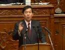 Full【無双vsルーピー鳩山】2010/4/16 衆・本会議 自由民主党 棚橋泰文議員 thumbnail