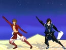【MMD】筆頭と幸村で「Night Of Fire」【戦国 BASARA】 thumbnail