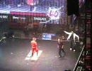 Toshiki Ski vs Taisuke DANCE @LIVE決勝
