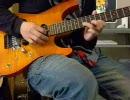 【ギター】かっこいいアニソンのソロを弾いてみた【LEVEL5-judgelight-】