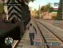 GTA SA 「機関車CJ」