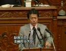 第77位:中川昭一氏-デフレ予算?