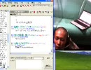 【peercast】gehadaisukiがゲハ板のコテハン邪道非道亭とスカイプバトル
