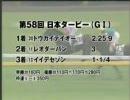 1991年 日本ダービー トウカイテイオー