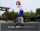 【ニコニコ動画】ニート卒業への日本一周の旅16(大阪府)を解析してみた