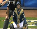 【ニコニコ動画】突如イップスの症状が出たMLBのキャッチャー【MLB.comより】を解析してみた