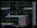 PCエンジン版 プリンス・オブ・ペルシャを遊んでみる Part.1