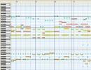 【MIDI】VSザックス /王立サマナー学園【耳コピ】