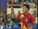 【ニコニコ動画】・卓球・世界選手権05上海大会 メイス 対 ハオ帥(郝帥)を解析してみた