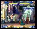 ZERO3 サクラ VS  ゴウキ