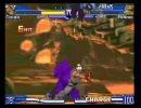 ZERO3  バーディ VS ゴウキ