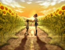(MAD)(車輪の国、向日葵の少女)タイヨウの歌