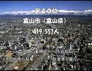 【ニコニコ動画】全国市町村人口ランキング 21-40位 +くらべてみようを解析してみた