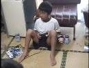 【ニコニコ動画】ゲームをしてる少年1を解析してみた