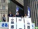 【山形】自民党小泉進次郎議員の岸宏一氏応援演説【2010年5月9日】