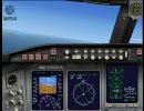 FSX(Microsoft Flight Simulator X)英語体験版でド素人の俺が旅客機を操縦してみた