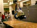2007.09.16 「ドアラと遊ぼう!!」 握手会の後@イオンナゴヤドーム前
