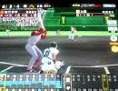 携帯で撮影してみた ベースボールヒーローズ2 プレイ動画