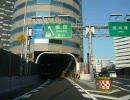 【ニコニコ動画】阪神高速道路11号池田線 池田木部第二出入口~梅田出入口[ビル貫通]を解析してみた