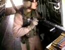 【ニコニコ動画】【ヘリ機銃掃射】 ヘリの中から機関銃を撃ちまくる人々を解析してみた