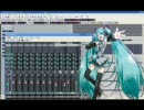 VOCALOID2 初音ミクに「目を覚ませ男なら」を歌わせてみた。