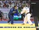 世界柔道2007 谷亮子 準決勝戦