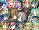 【傘で世界を知った15人】WORLD'S END UMBRELLA【雨に合唱】修正版 thumbnail