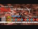 【太鼓さん次郎】Red. by Full Metal Jacket【DJ Mass MAD Izm*】