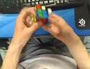 【ニコニコ動画】ルービックキューブを20分間解き続けてみたを解析してみた